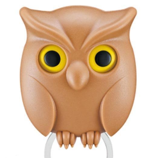 Guardian Owl Hook